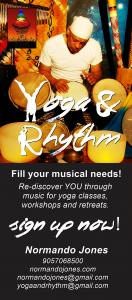 yoga and rhythm