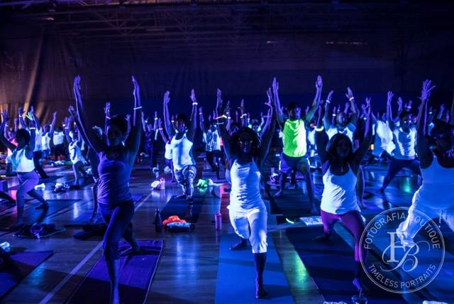 Flow and Glow at Lifetime Fitness Missisauga
