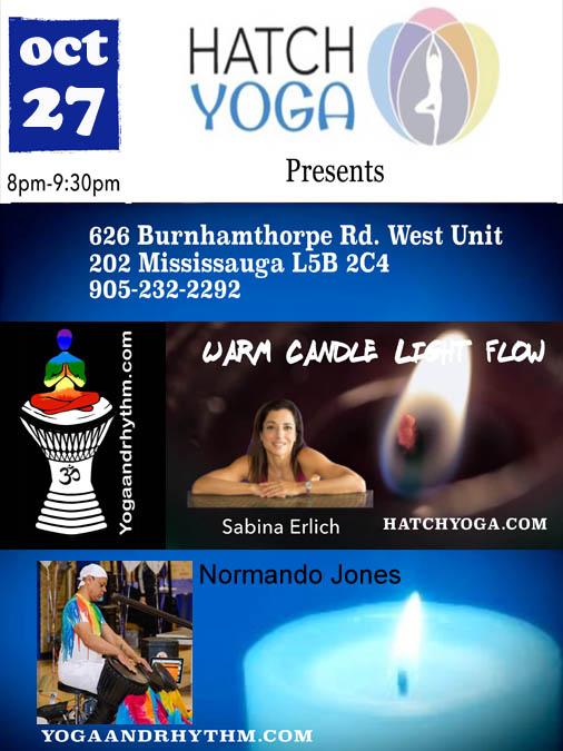 Hatch Yoga @ 8pm-9:30