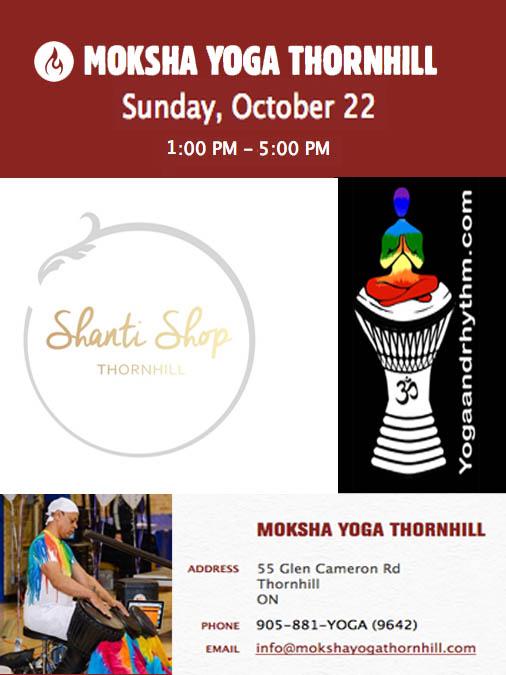 Shanti Shop @ Moksha Thornhill